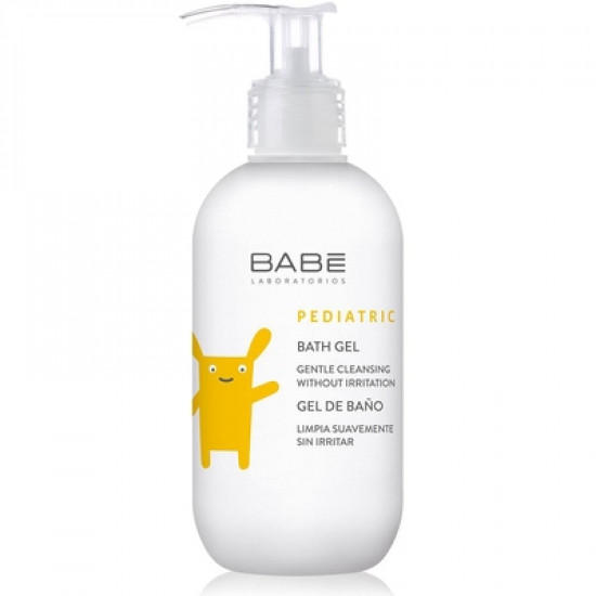 PEDIATRIC BATH GEL 500ml