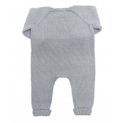 DOLPHIN GREY OVERALLS