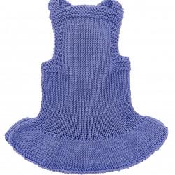 FLAMINGO PURPLE DRESS