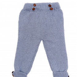 PRINCE BLUE TROUSERS