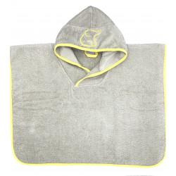 LEMON PONCHO TOWEL