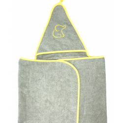 LEMON SWADDLE TOWEL