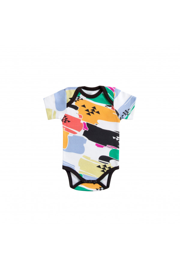 COLORS BODY SHORT SLEEVE
