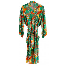 JUNGLE FUN ROBE