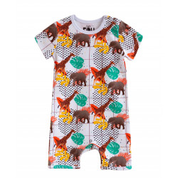 JUNGLE FUN SHORT SLEEVE BODY