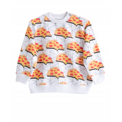 PIZZY SWEATSHIRT