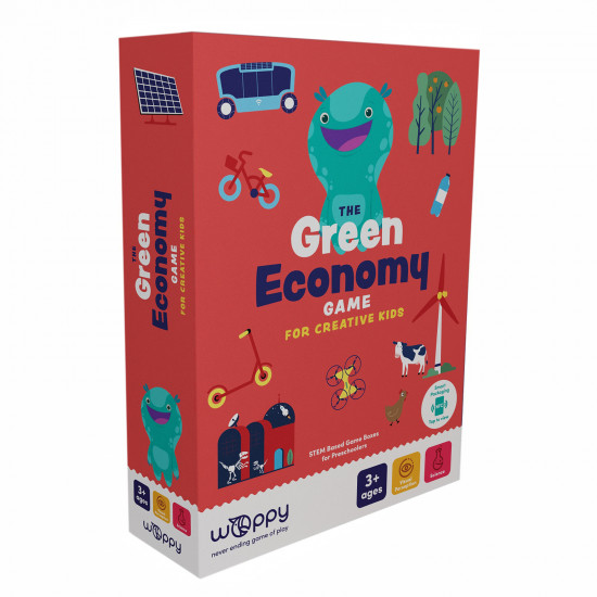 THE GREEN ECONOMY FOR CREATIVE KIDS