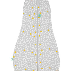 COCOON SWADDLE BAG (0.2 TOG)-TRIANGLE POPS