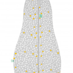 COCOON SWADDLE BAG (1.0 TOG)-TRIANGLE POPS