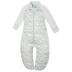 SLEEP SUIT BAG (2.5 TOG)-GREY MOUNTAINS