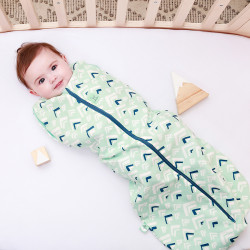 COCOON SWADDLE BAG (0.2 TOG)-MOUNTAINS