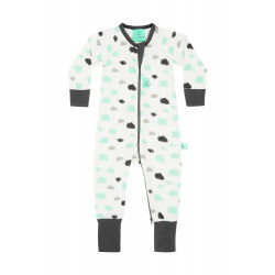 LAYERS LONG SLEEVE SLEEP WEAR (0.2 TOG)-CLOUDS