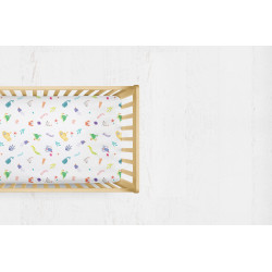 OCEAN BIG PARTY FITTED SHEET