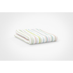 HAPPY STRIPES KID FITTED SHEET