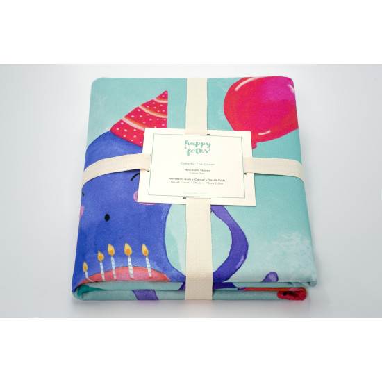 CAKE BY THE OCEAN BED SET