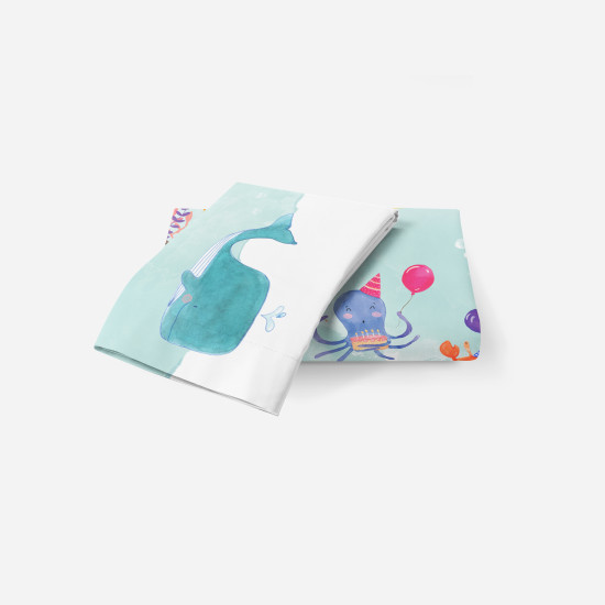 CAKE BY THE OCEAN KID BED SET