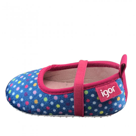 LUCKY COLORFUL SPOTS SHOES