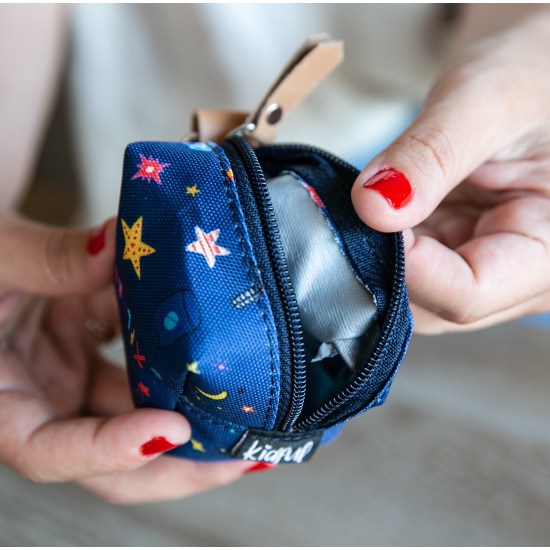 PACIFIER BAG-SPACE