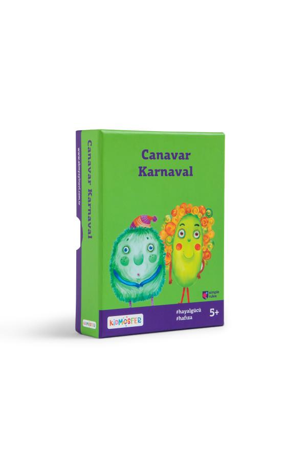 CANAVAR KARNAVAL KART OYUNU