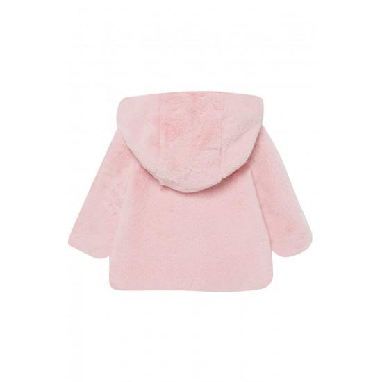 PLUSH COAT FOR BABY GIRL