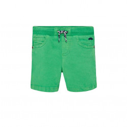 BERMUDA SHORTS WITH DRAWSTRING FOR BABY BOY