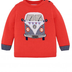 VAN JUMPER FOR BABY BOY
