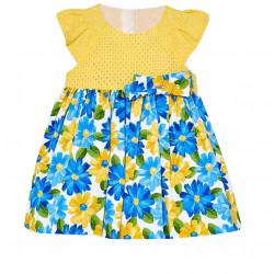 PATTERNED SKIRT DRESS FOR BABY GIRL