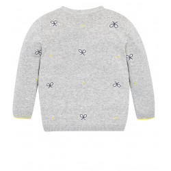 EMBROIDERED JUMPER FOR BOY