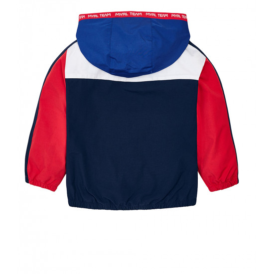 HOODED JACKET FOR BOY