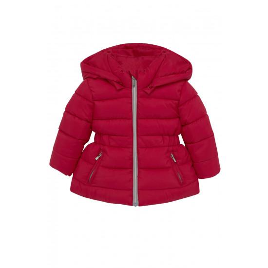 BASIC PADDED COAT FOR BABY GIRL