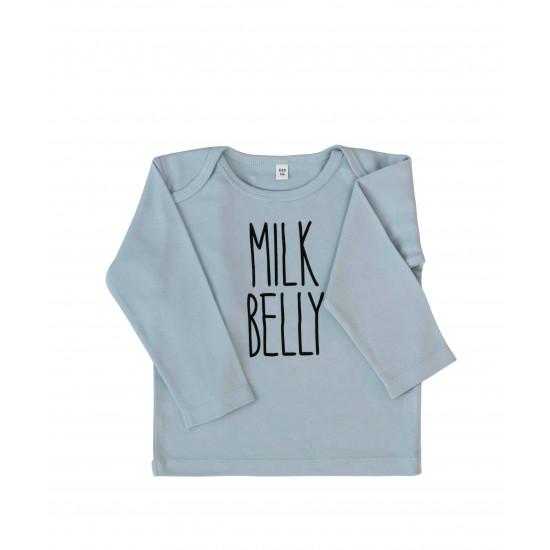 MILK BELLY SWEATSHIRT
