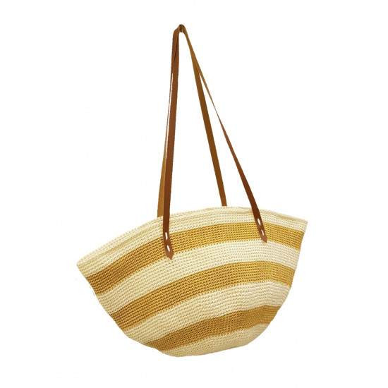 BARCELONA BAG (CREAM-BEIGE)
