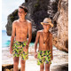 BOYS JUNGLE SWIM SHORT