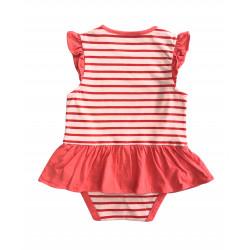 STRIPES BODYSUIT FOR BABY GIRL