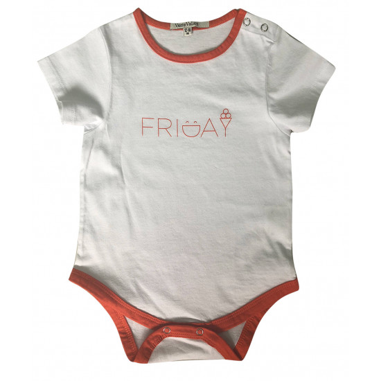 HAPPY DAYS BABY BODYSUIT SET