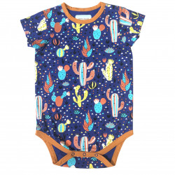 BABY BODY WITH CACTUS PRINTED