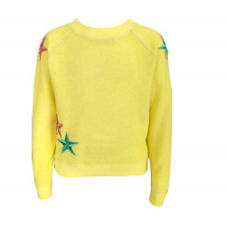 YELLOW UNISEX SWEATSHIRT