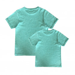MINI ME T-SHIRT WITH ANCHOR PRINTED