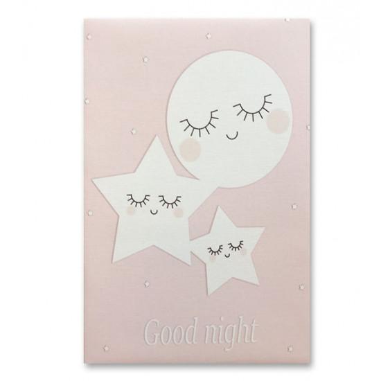 PINK STAR PRINT