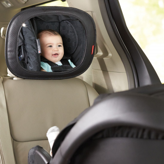 DRIVEN BACKSEAT BABY MIRROR