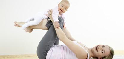 Bebek Yogası