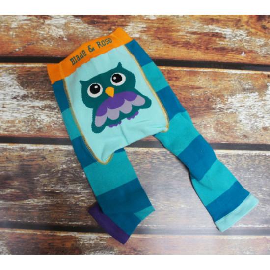 OHEO OWL BABY LEGGINGS
