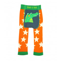 CROCODILE BABY LEGGINGS
