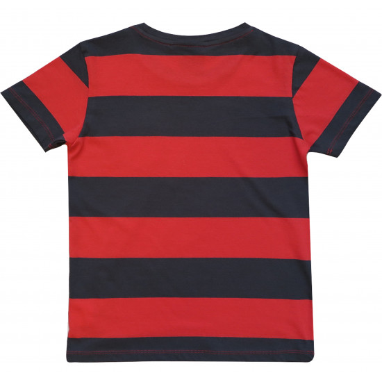 BIG STRIPE RED FOR BOYS