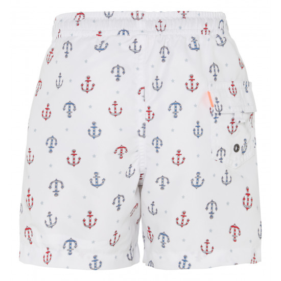 BOYS ANCHOR SWIMSHORT