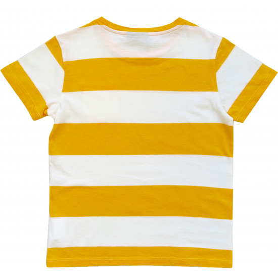 BIG STRIPE YELLOW FOR BOYS