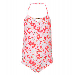 GIRLS JAPANESE BLOSSOM SWIMSUIT
