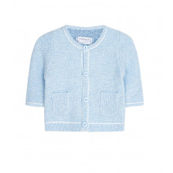 KNIT CARDIGAN FOR BABY BOY