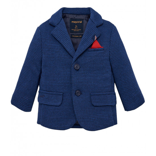 FORMAL JACKET FOR BABY BOY