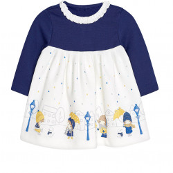 JERSEY DRESS FOR BABY GIRL